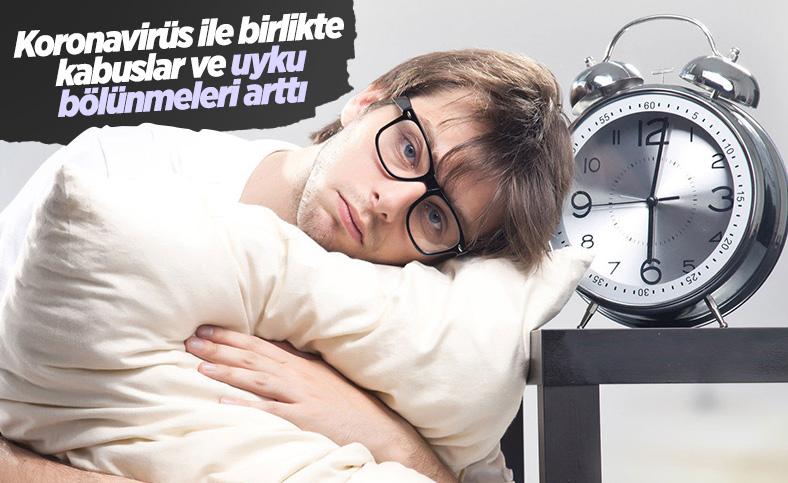 Koronavirüs uyku sağlığını olumsuz etkiliyor