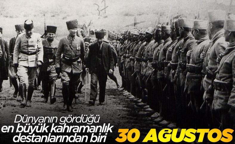 Türk milletinin dönüm noktası: 30 Ağustos