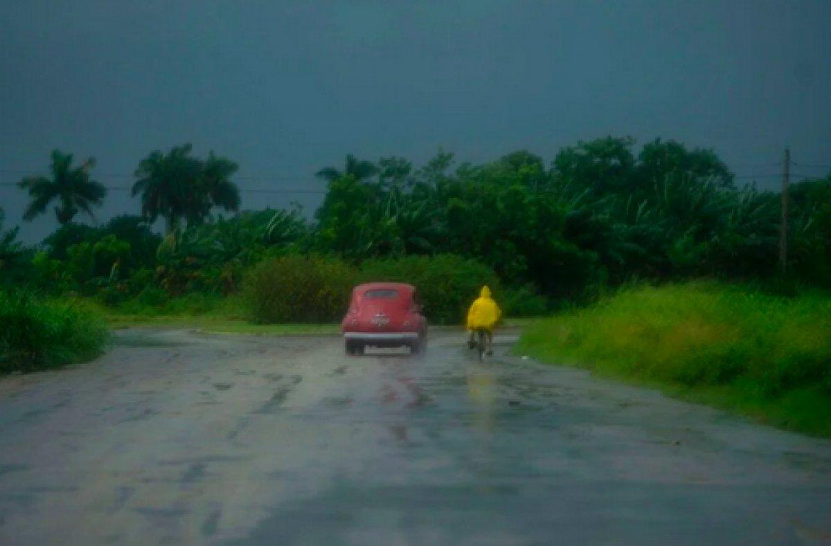 Küba da etkili olan Ida Kasırgası, ABD nin kıyılarına yaklaşıyor #5