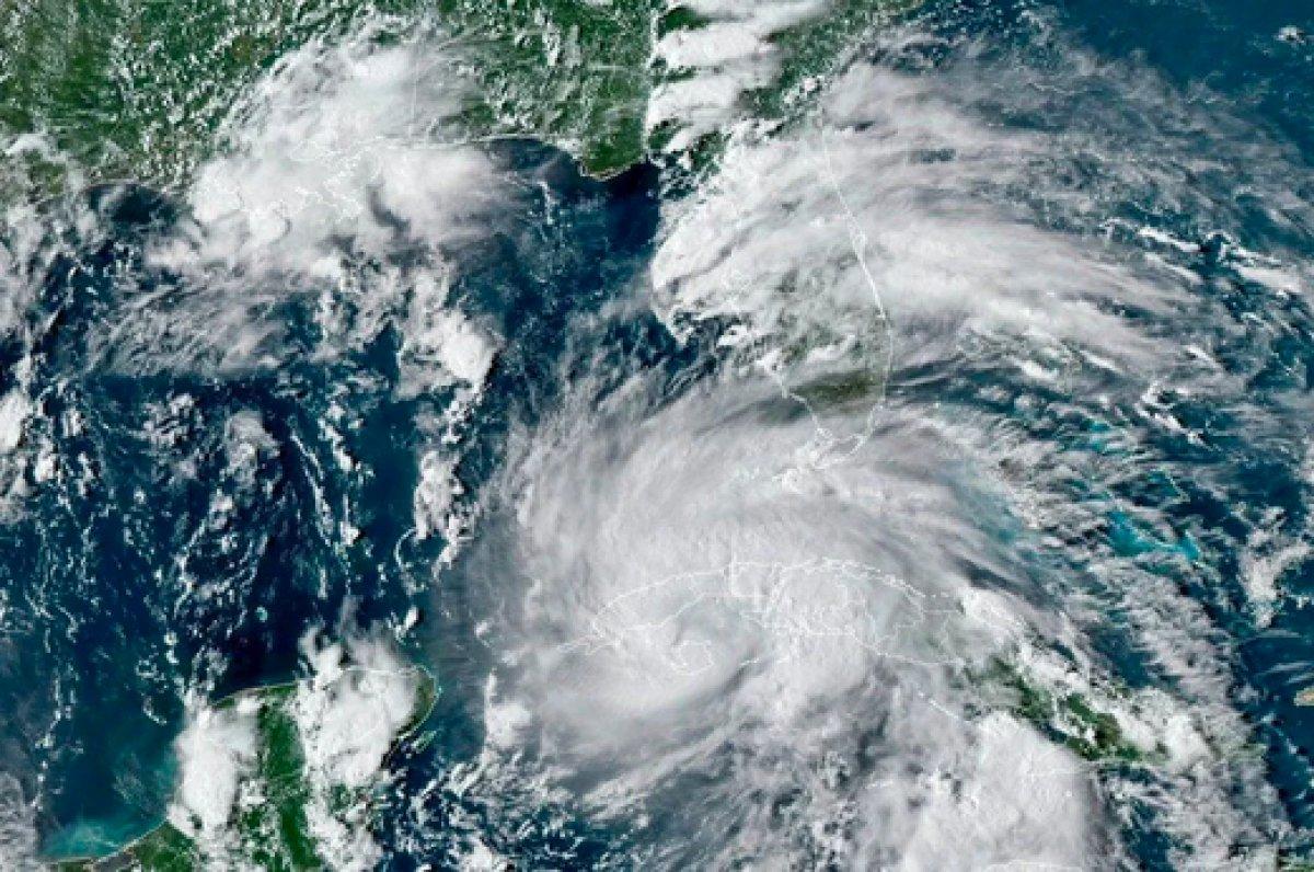 Küba da etkili olan Ida Kasırgası, ABD nin kıyılarına yaklaşıyor #7