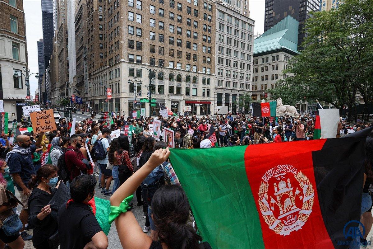 ABD de Taliban protesto edildi #12