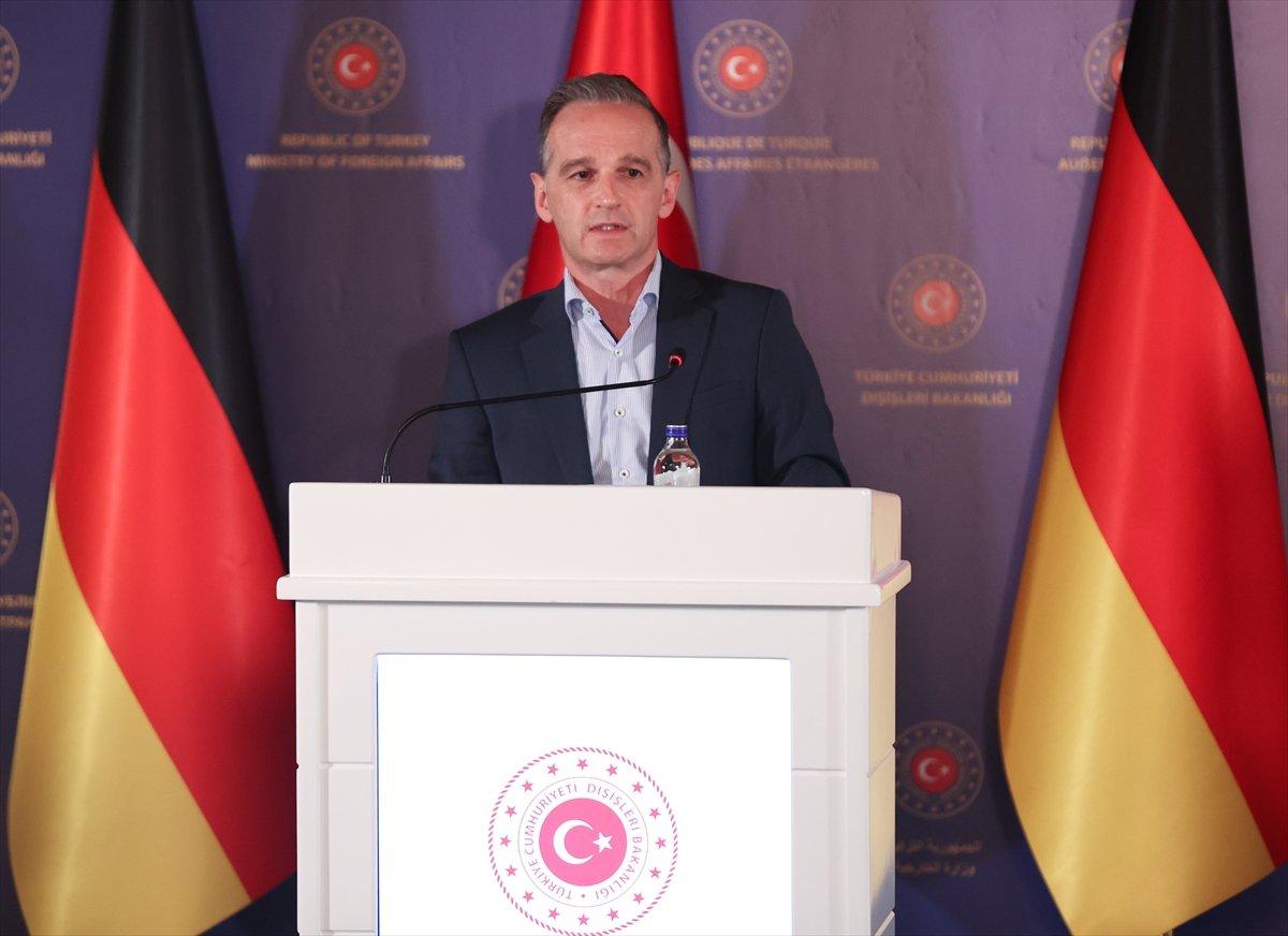 Mevlüt Çavuşoğlu: İlave bir mülteci yükü kaldırmamız söz konusu değil #4