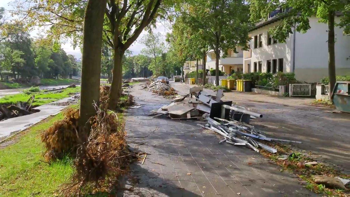 Almanya sel felaketini atlatamadı #10