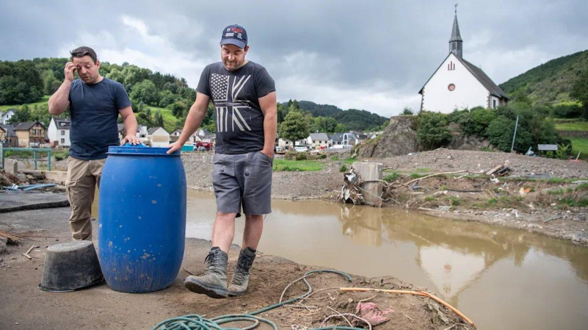 Almanya sel felaketini atlatamadı #2