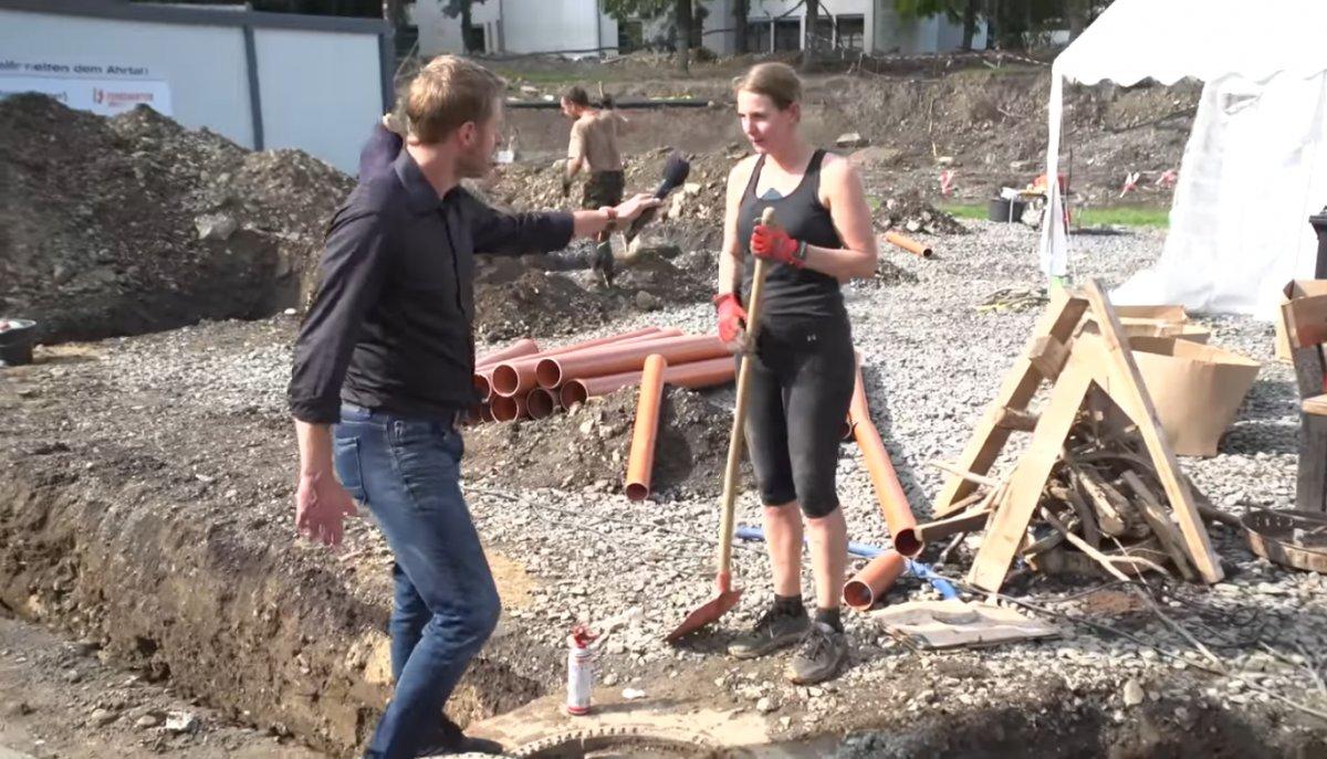 Almanya sel felaketini atlatamadı #1