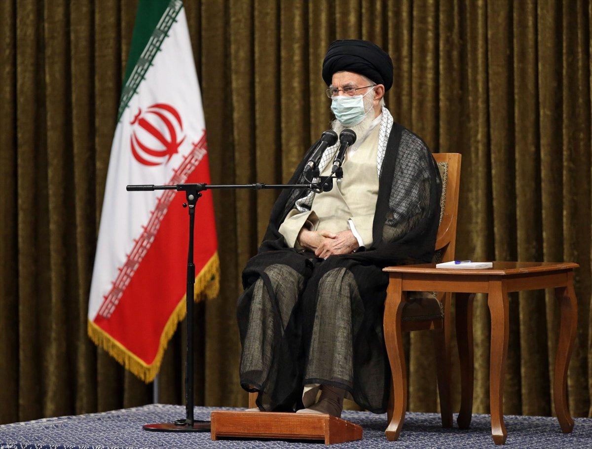 Ayetullah Hamaney: Afganistan daki krizlerin kaynağı ABD dir #2