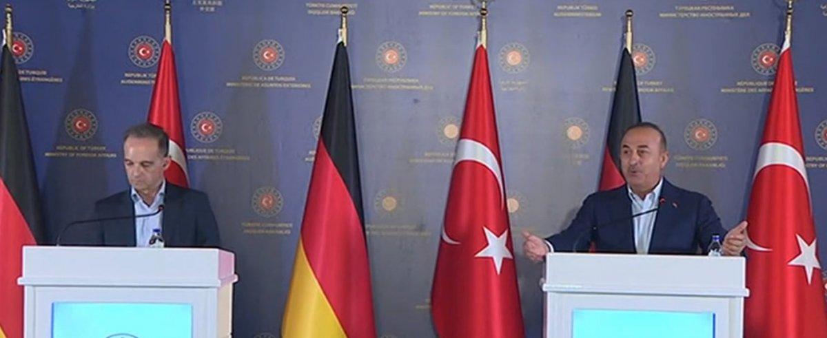 Mevlüt Çavuşoğlu: İlave bir mülteci yükü kaldırmamız söz konusu değil #1