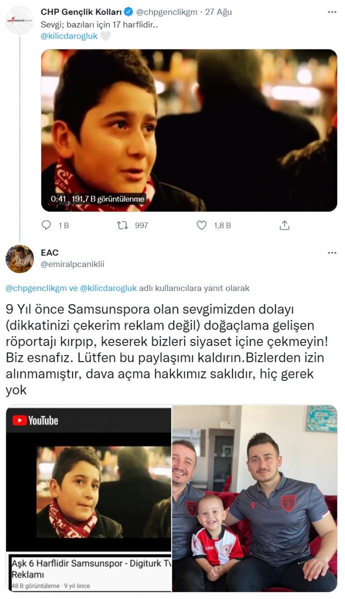 CHP nin Kılıçdaroğlu için hazırladığı görüntüler çalıntı çıktı #1