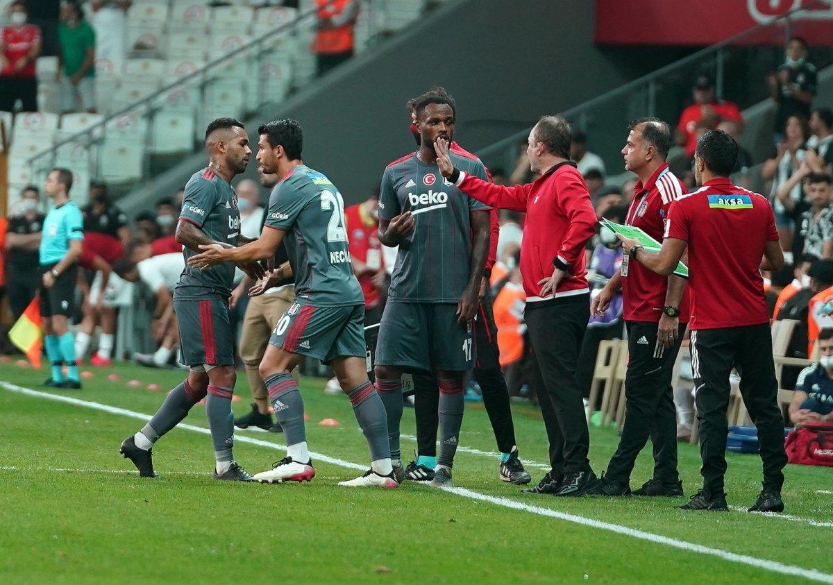 Sergen Yalçın dan Fatih Karagümrük maçı sonrası açıklamalar #2