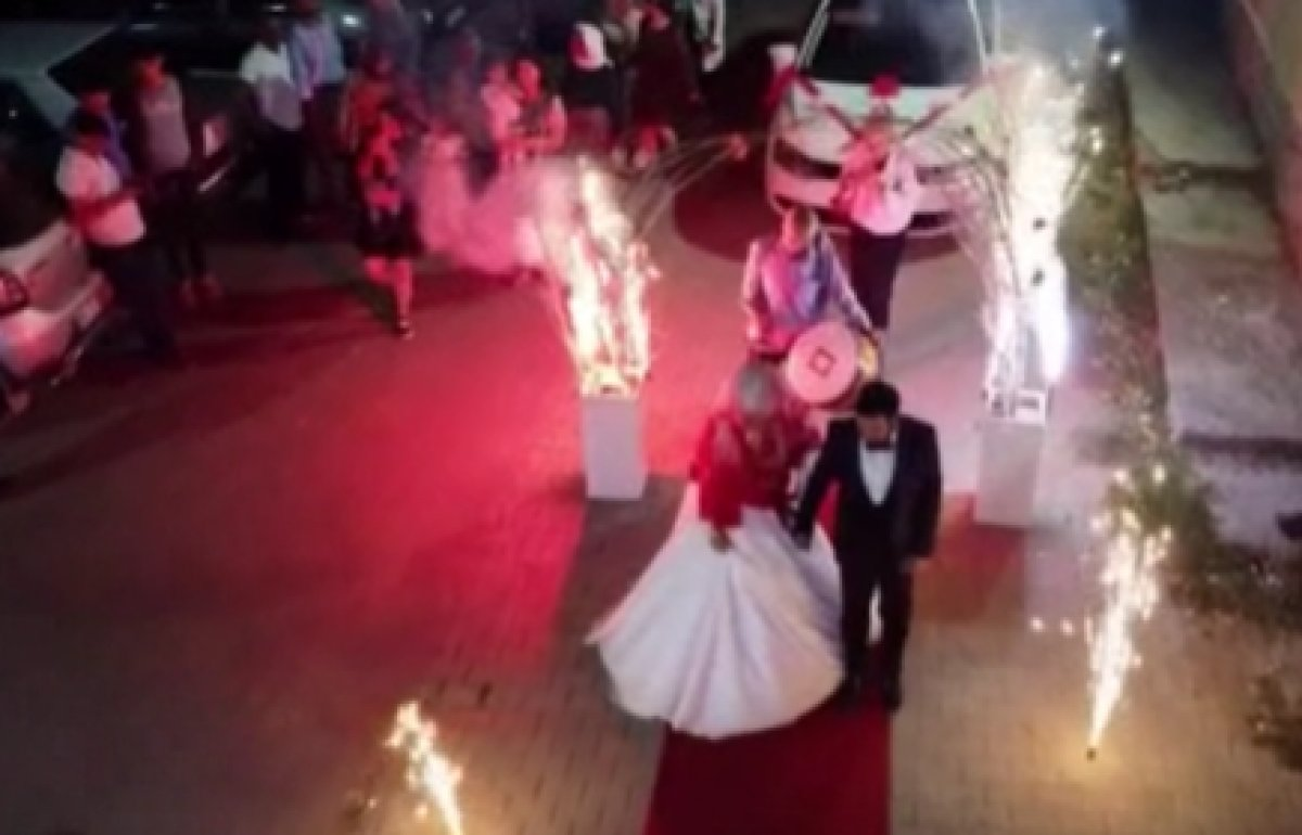 Denizli'de pozitif gelinin ardından 24 kişiye karantina #1
