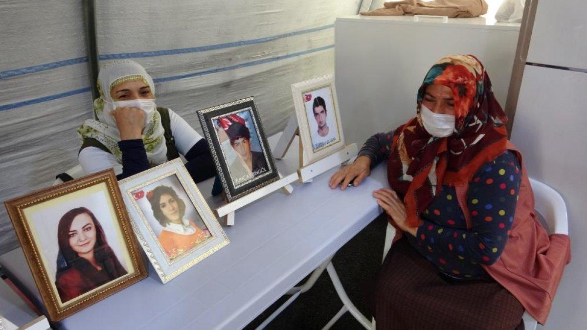 Diyarbakır annelerinin direnişi PKK yı çökertiyor #3