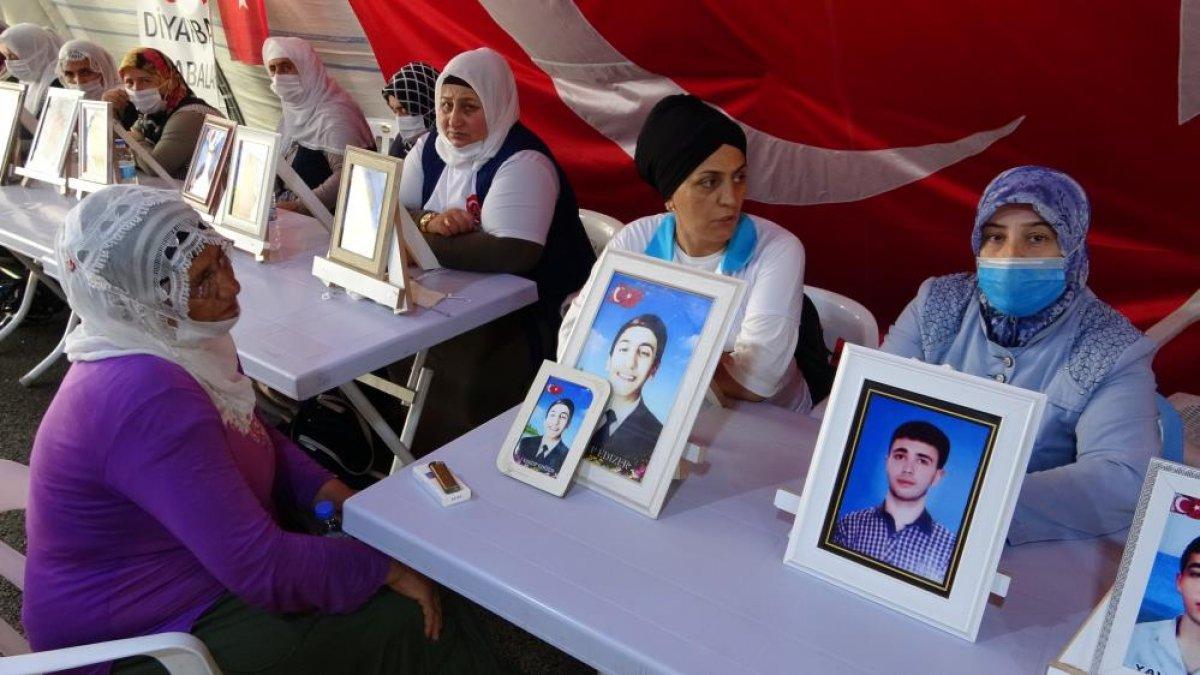 Diyarbakır annelerinin direnişi PKK yı çökertiyor #2