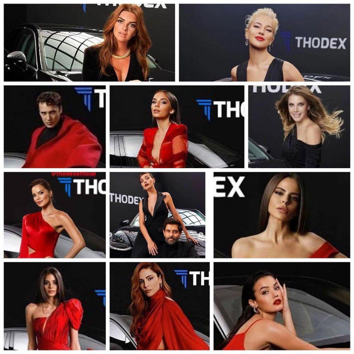 Thodex reklamında oynayan ünlülere suç duyurusu #2