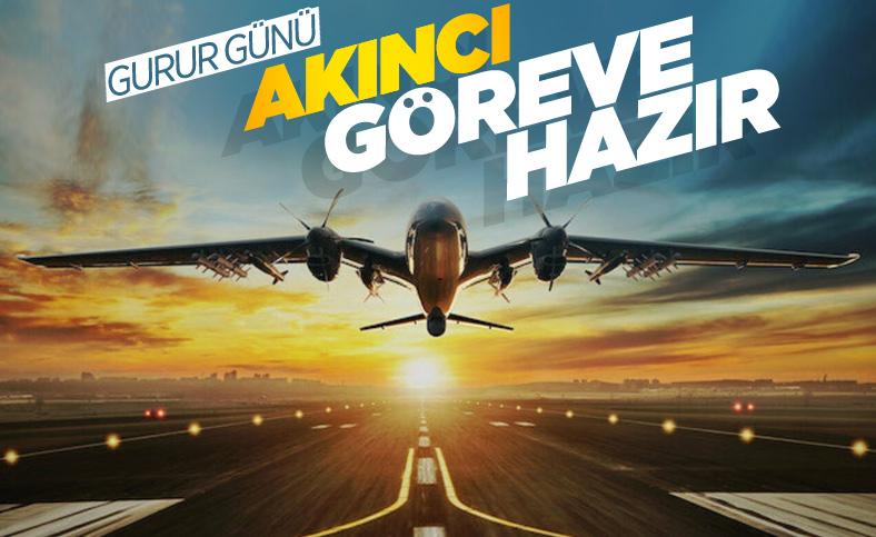 Türk Silahlı Kuvvetleri hava araçlarına Bayraktar AKINCI TİHA da ekleniyor