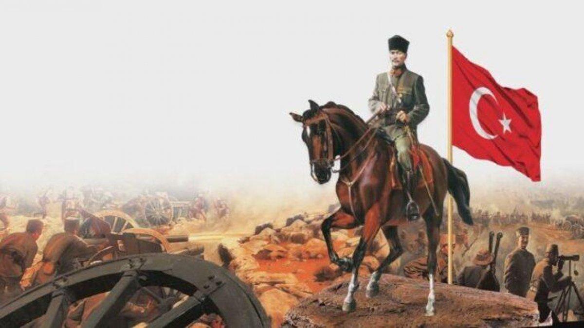 30 Ağustos mesajları 2021: En anlamlı, resimli, yeni 30 Ağustos Zafer Bayramı mesajları ve Atatürk sözleri #1