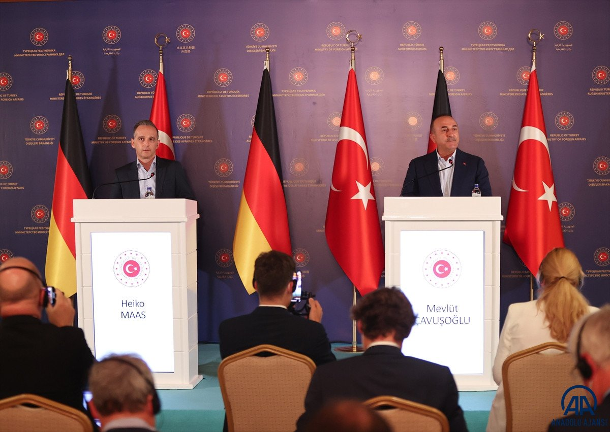 Almanya Dışişleri Bakanı Heiko Maas: Taliban ile görüşmek durumundayız #1