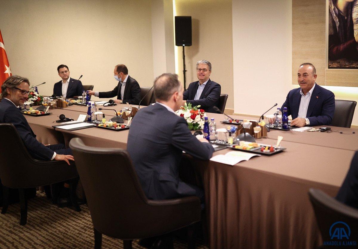 Almanya Dışişleri Bakanı Heiko Maas: Taliban ile görüşmek durumundayız #6