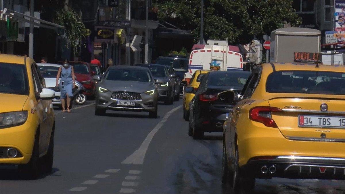 Türkiye nin dört bir yanına korsan taksi ağı İstanbul dan çıkıyor #2