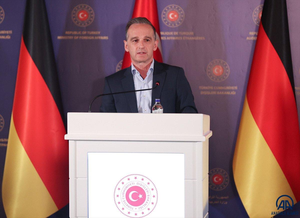 Almanya Dışişleri Bakanı Heiko Maas: Taliban ile görüşmek durumundayız #2