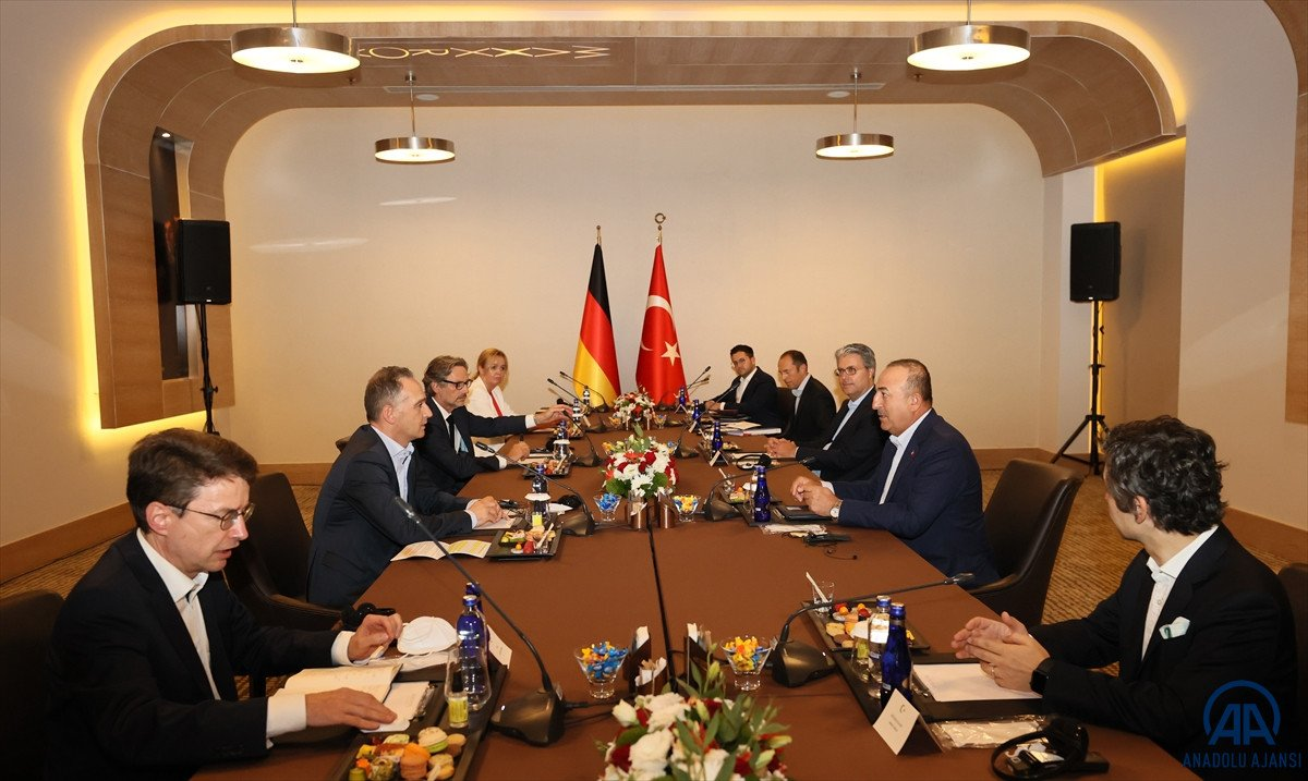 Almanya Dışişleri Bakanı Heiko Maas: Taliban ile görüşmek durumundayız #5