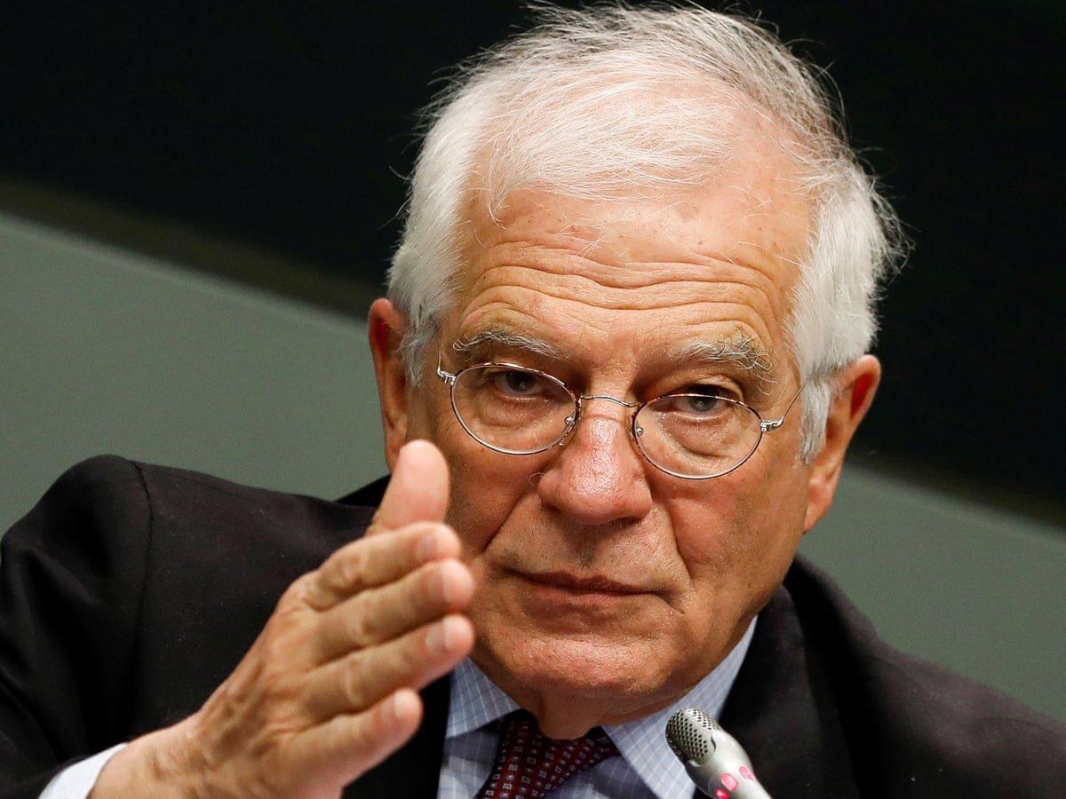 Josep Borrell: Hızlı harekete geçecek askeri güce ihtiyaç duyuyoruz #1