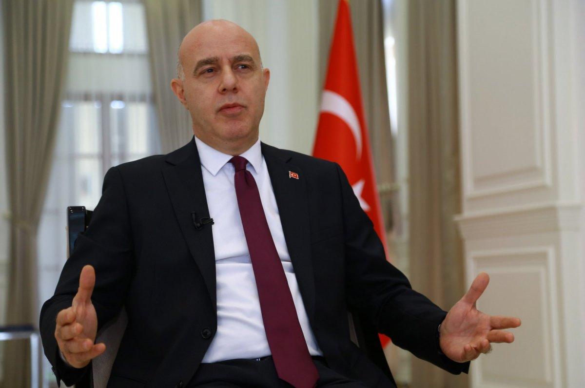 Türkiye'nin Bağdat Büyükelçisi Güney: PKK, Irak ta bitirilmeli #1