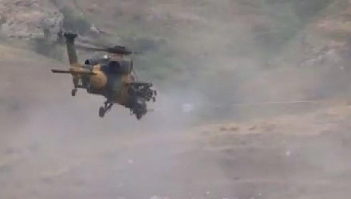 Pençe Şimşek bölgesinde 2 PKK lı etkisiz hale getirildi #1