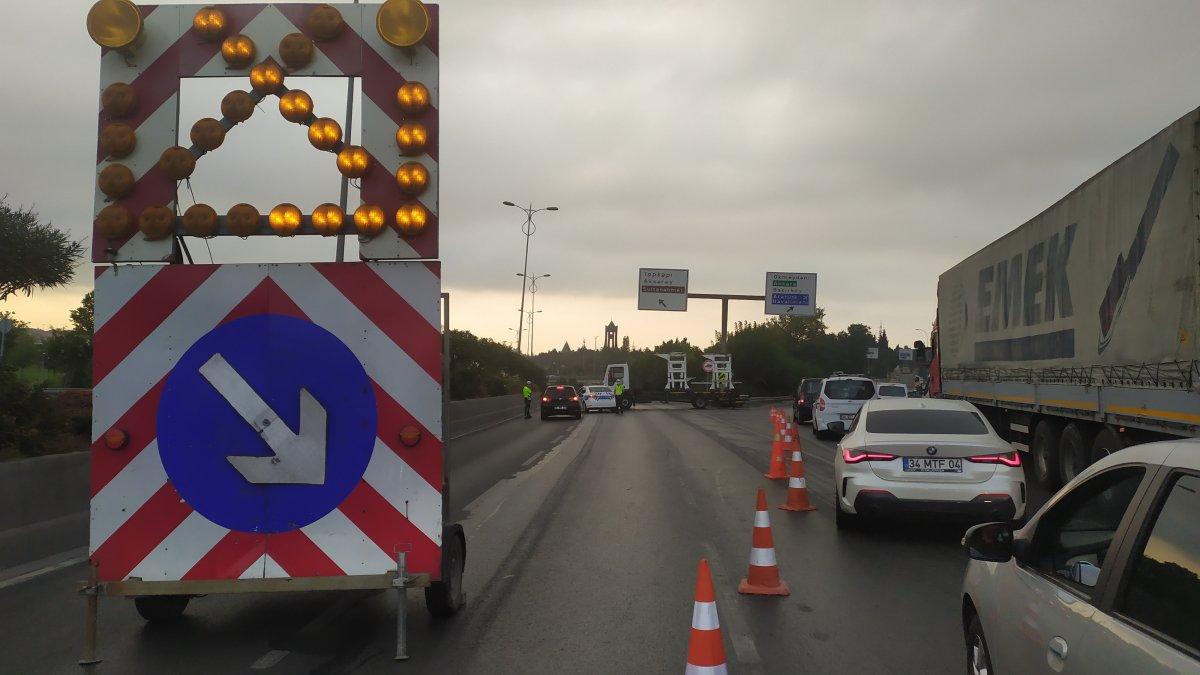 İstanbul da Vatan Caddesi, 30 Ağustos için trafiğe kapatıldı #4