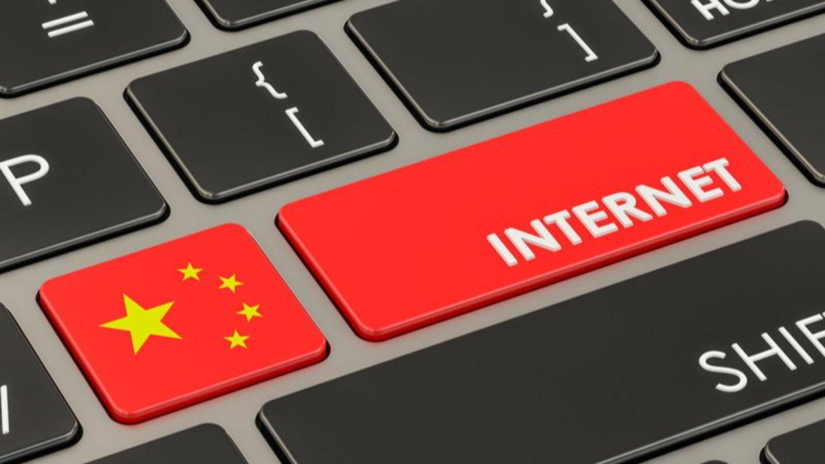 Çindeki internet kullanıcı sayısı 1 milyara ulaştı