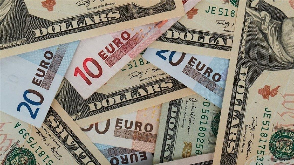 Euro-Dolar paritesi yatay