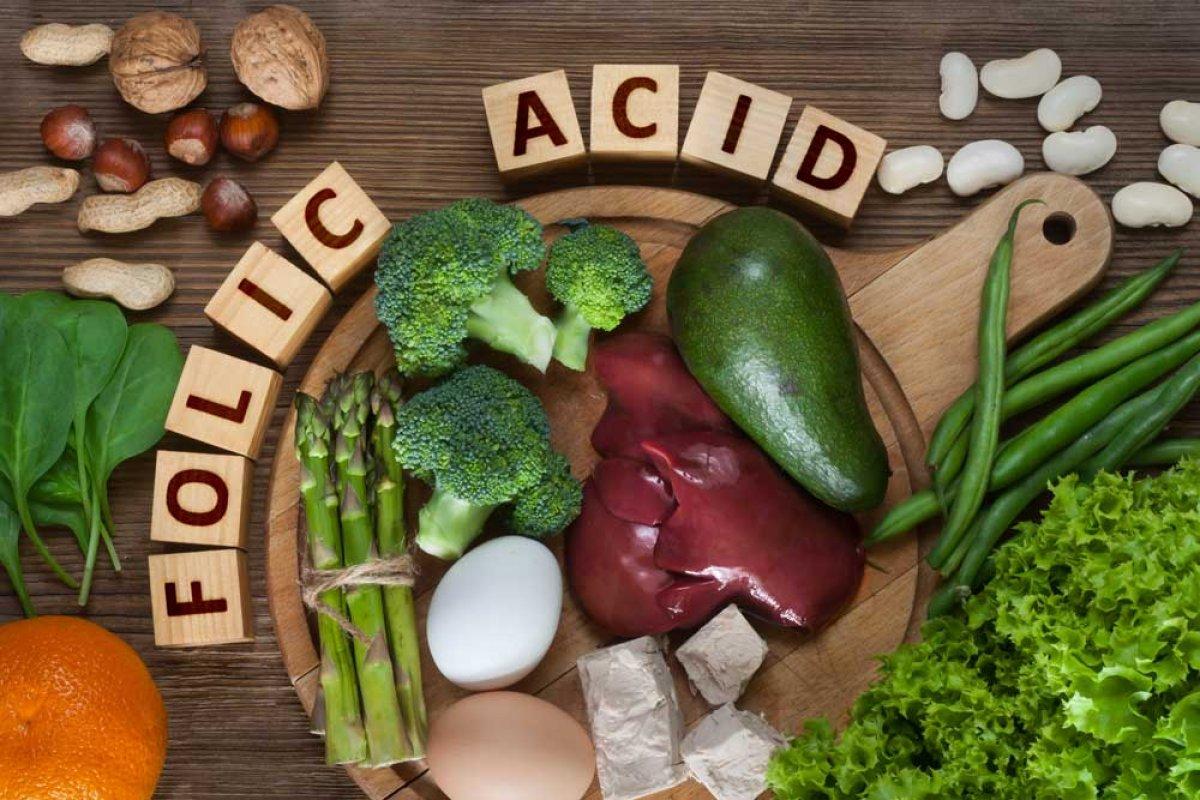 En çok folik asit içeren gıdalar #1