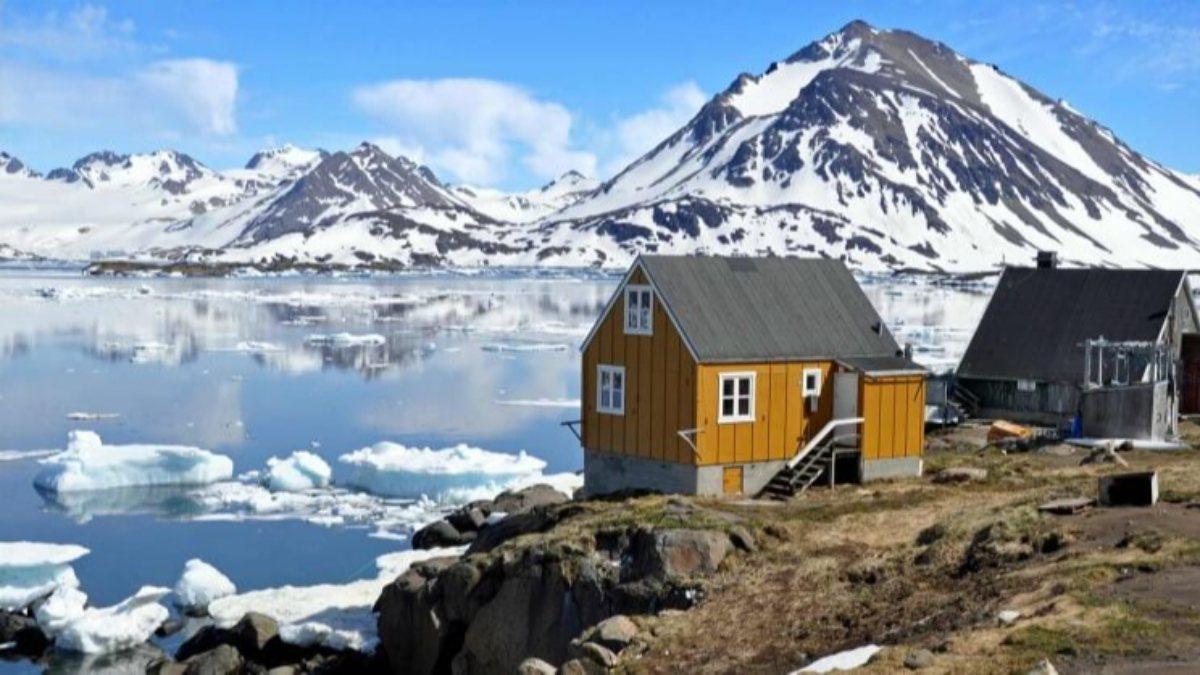 Dünyanın en kuzeyindeki ada bulundu