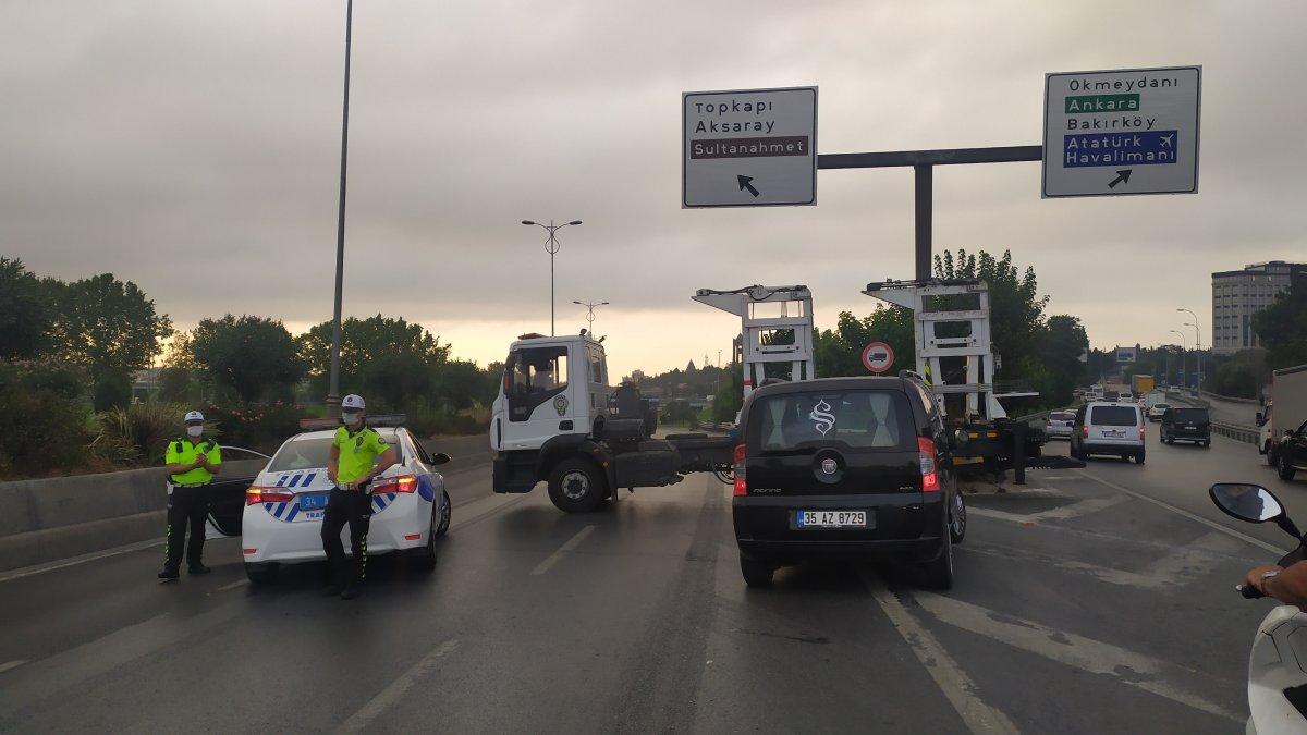 İstanbul da Vatan Caddesi, 30 Ağustos için trafiğe kapatıldı #2