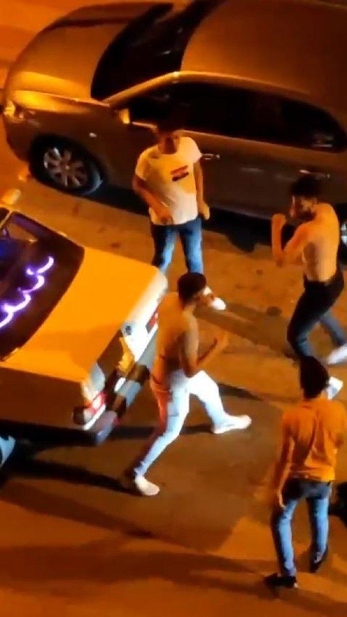Antalya'da taciz şüphelisine dayak  #6