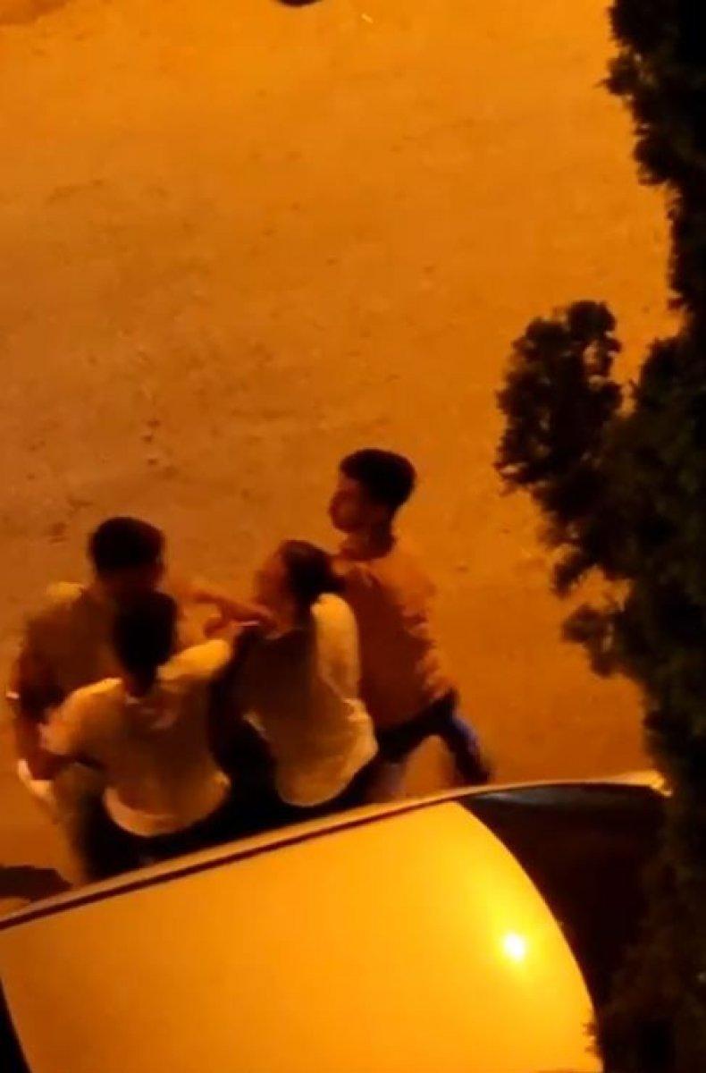Antalya'da taciz şüphelisine dayak  #5