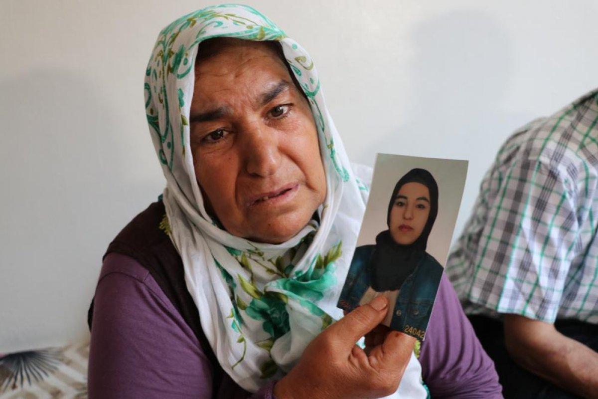 Gaziantep te evden çıkan ve 3 gündür kayıp olan genç kız bulundu #2