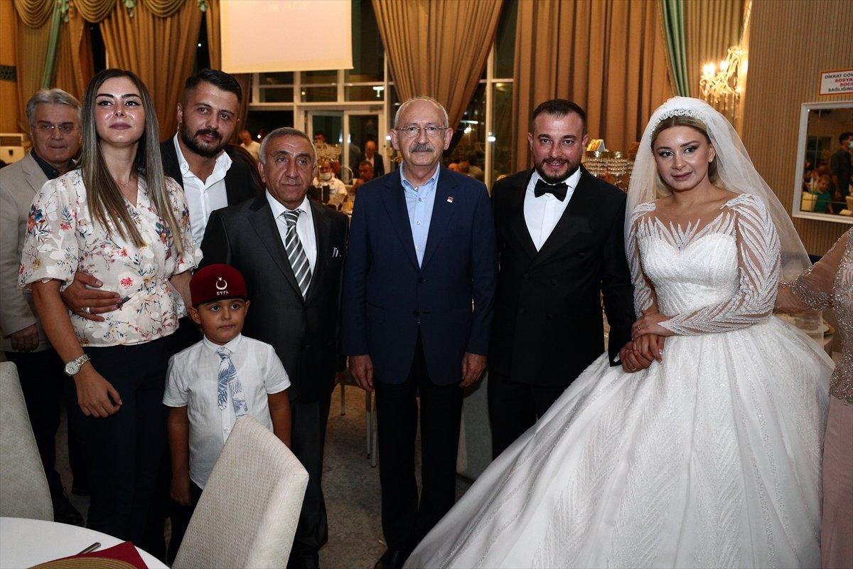 Kemal Kılıçdaroğlu, Ankara da düğün törenine katıldı #9