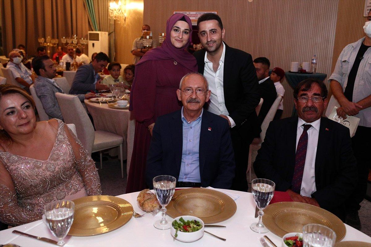 Kemal Kılıçdaroğlu, Ankara da düğün törenine katıldı #8