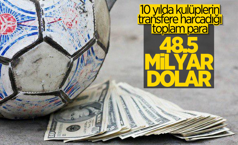 Transfere 48,5 milyar dolar