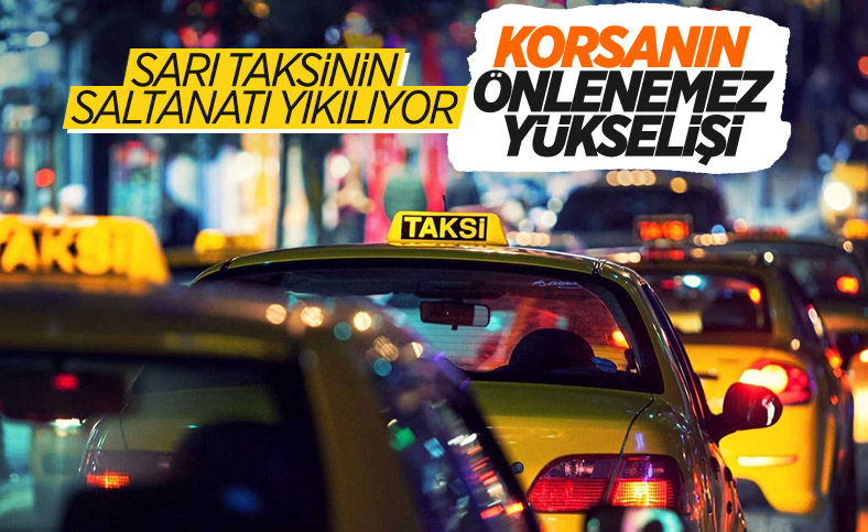 Türkiye'nin dört bir yanına korsan taksi ağı İstanbul'dan çıkıyor