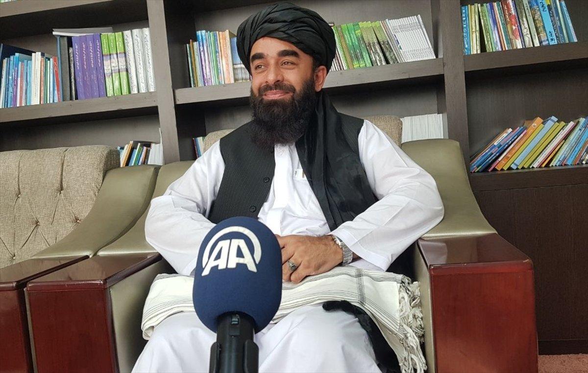 Taliban Sözcüsü Zabinullah Mücahid: ABD, sivillere ateş açtı #2