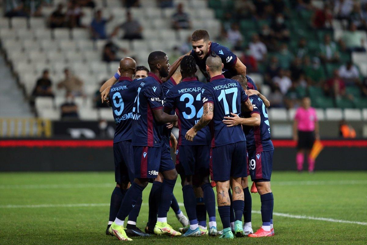 Abdullah Avcı: Trabzonspor hep yarışacak, mücadele edecek #1