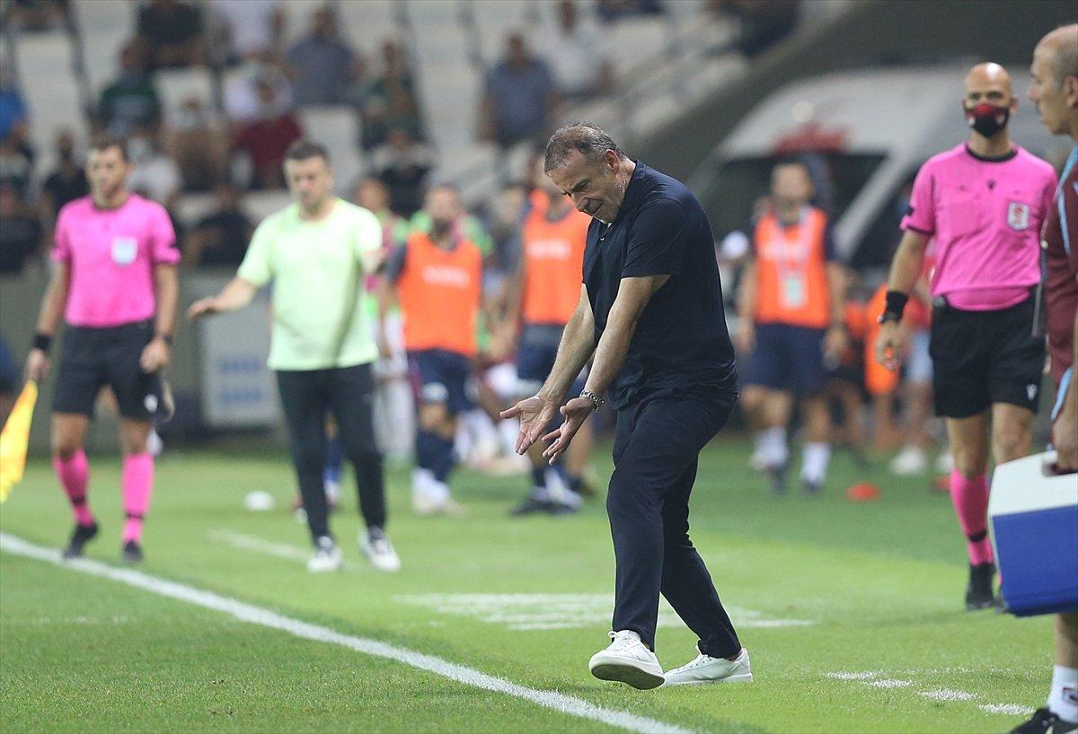 Abdullah Avcı: Trabzonspor hep yarışacak, mücadele edecek #3