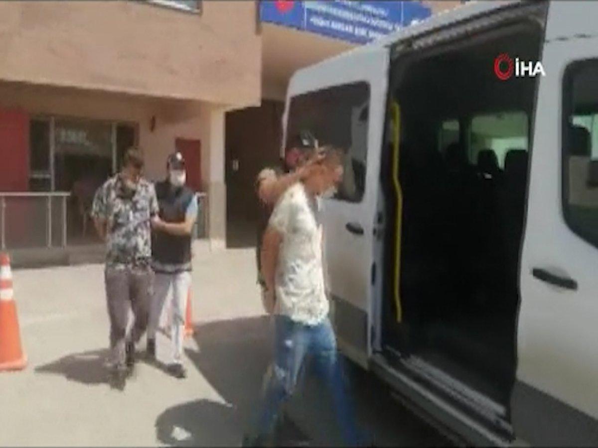 Van'da 24 düzensiz göçmen yakalandı #3