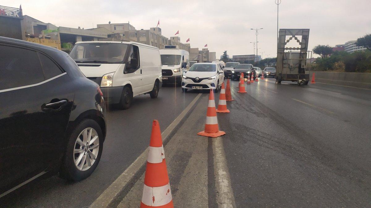 İstanbul da Vatan Caddesi, 30 Ağustos için trafiğe kapatıldı #1