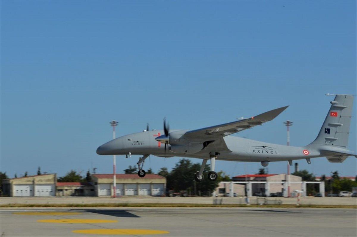 Irak, Türkiye den insansız hava araçları talep etti #2