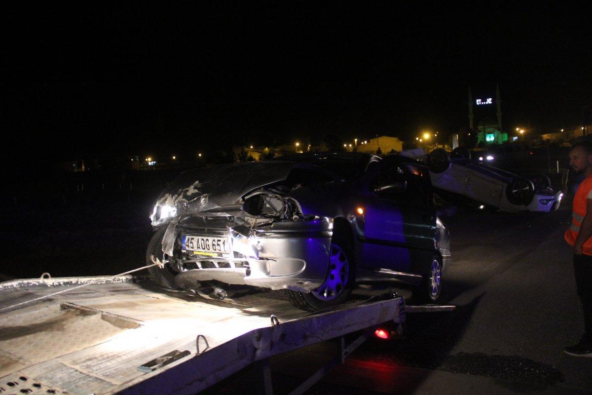 Sivas ta kaza: 8 yaralı #2