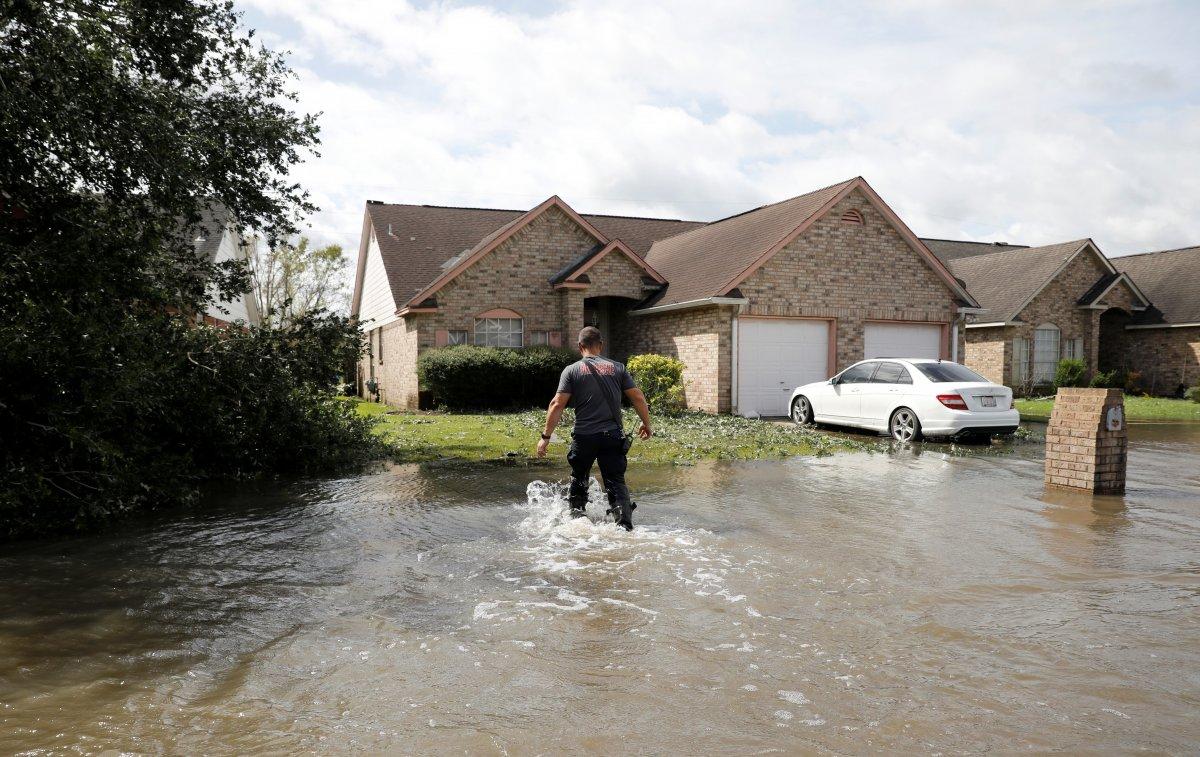 ABD de Ida Kasırgası sırasında Mississippi Nehri tersine aktı #2