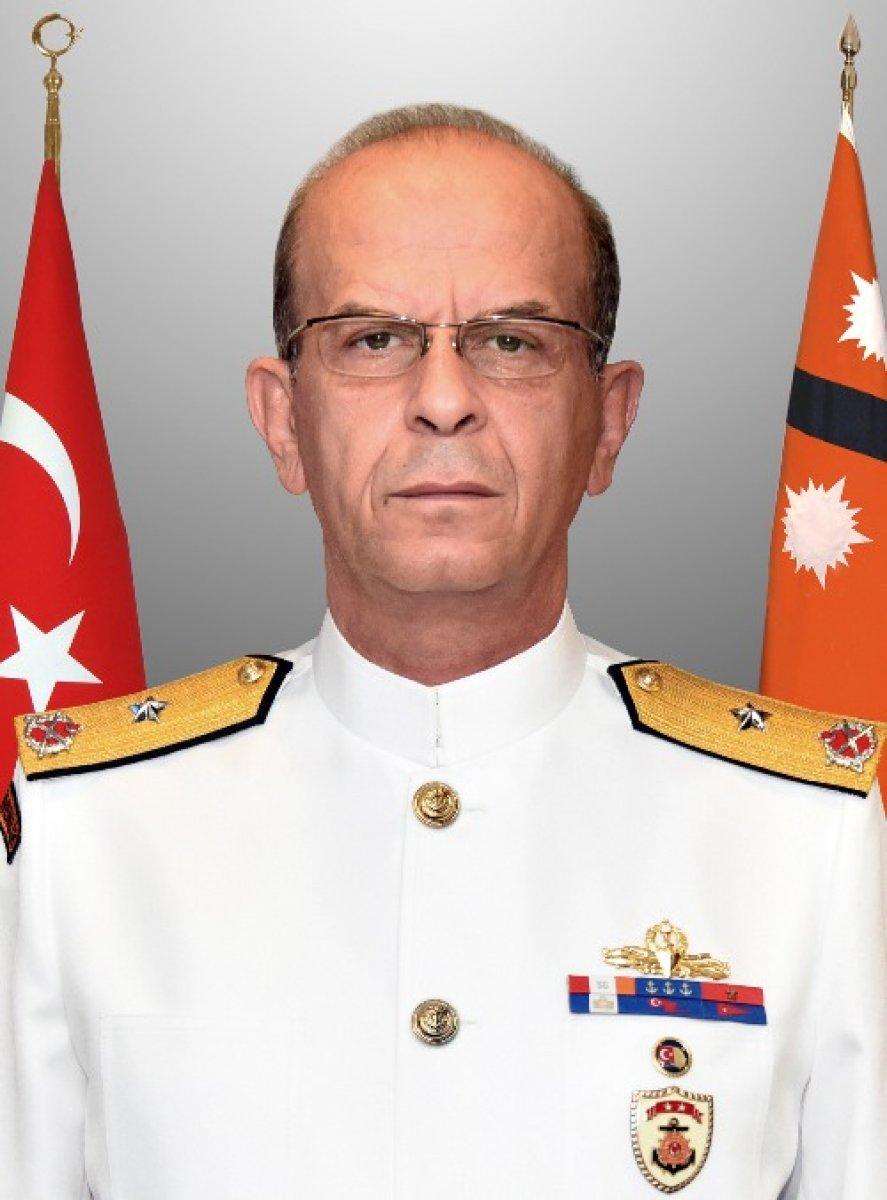 Sahil Güvenlik Komutanı Ahmet Kendir kimdir? Tümamiral Ahmet Kendir in biyografisi #1