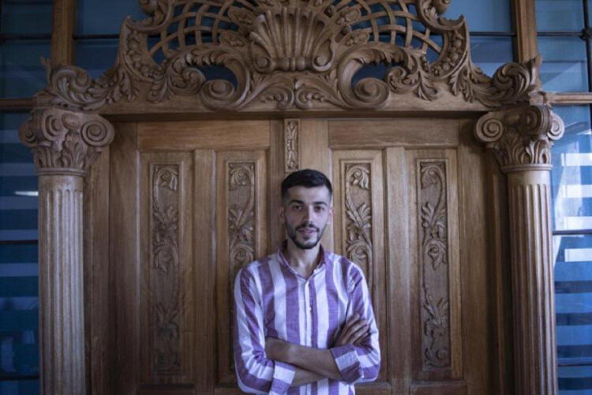 İzmir de babasının mesleğini devralarak yurt dışına taşıdı #8